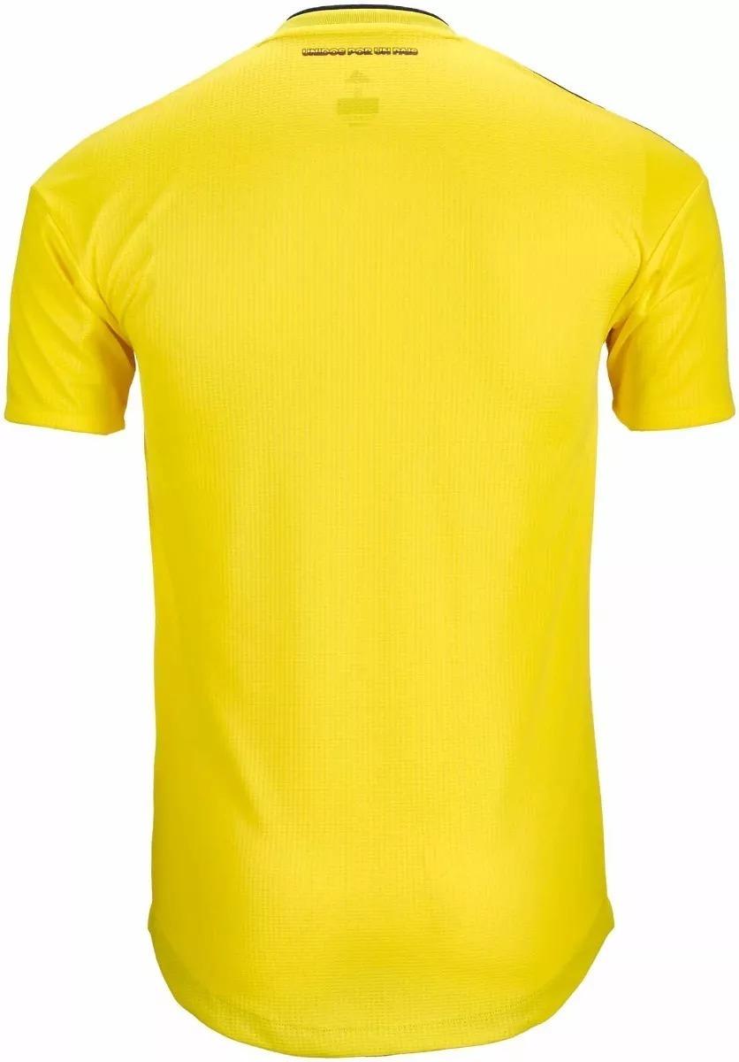 6c5b34fa5f59c camisa seleção colombiana copa do mundo da rússia 2018. Carregando zoom.