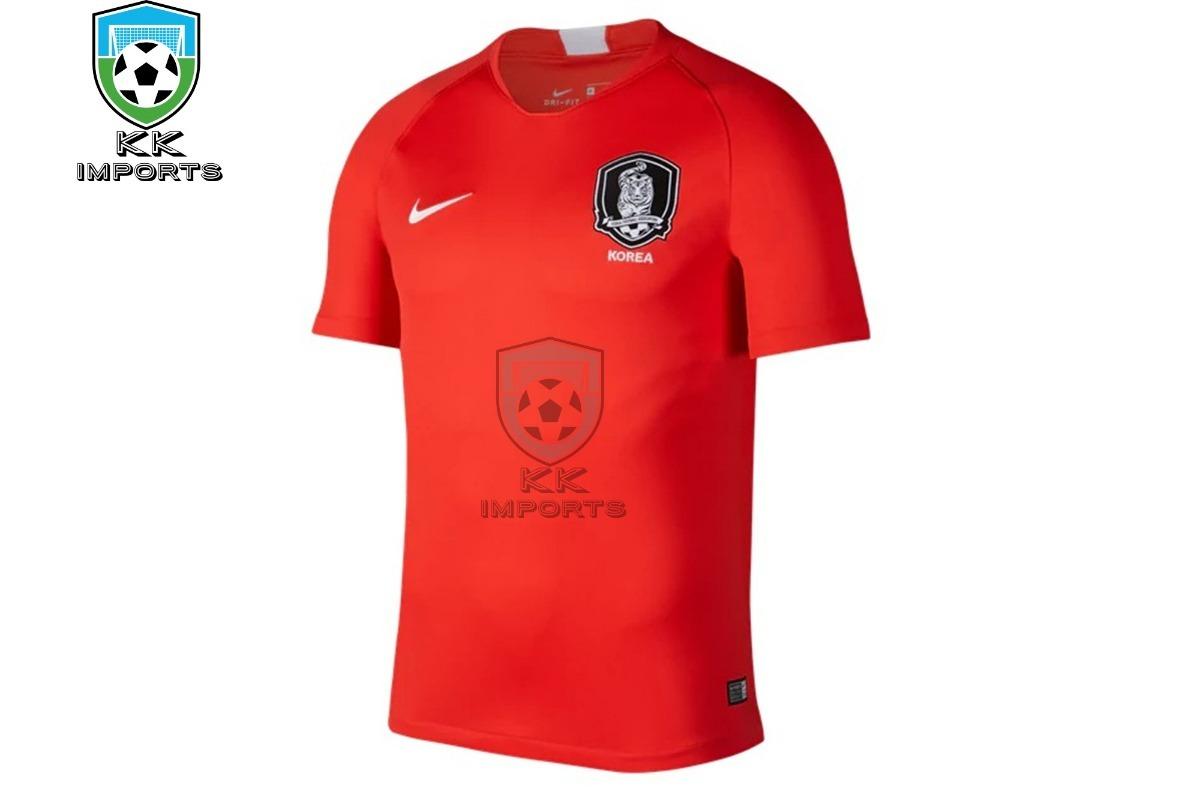 af526ddf9a camisa seleção coreia do sul 2018 uniforme 1 sob encomenda. Carregando zoom.