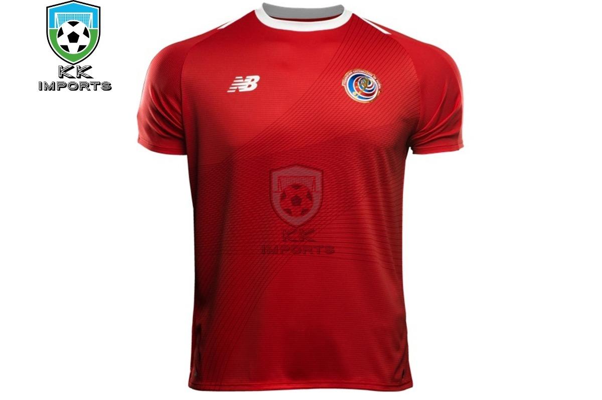 b6497c337a camisa seleção costa rica 2018 uniforme 1 sob encomenda. Carregando zoom.