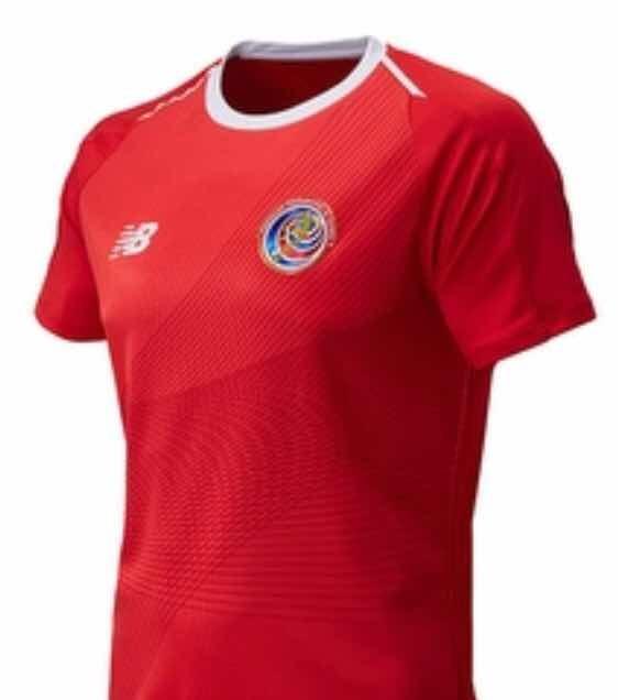 6b09fc788 Camisa Seleção Costa Rica Copa 2018 New Balance - R  220