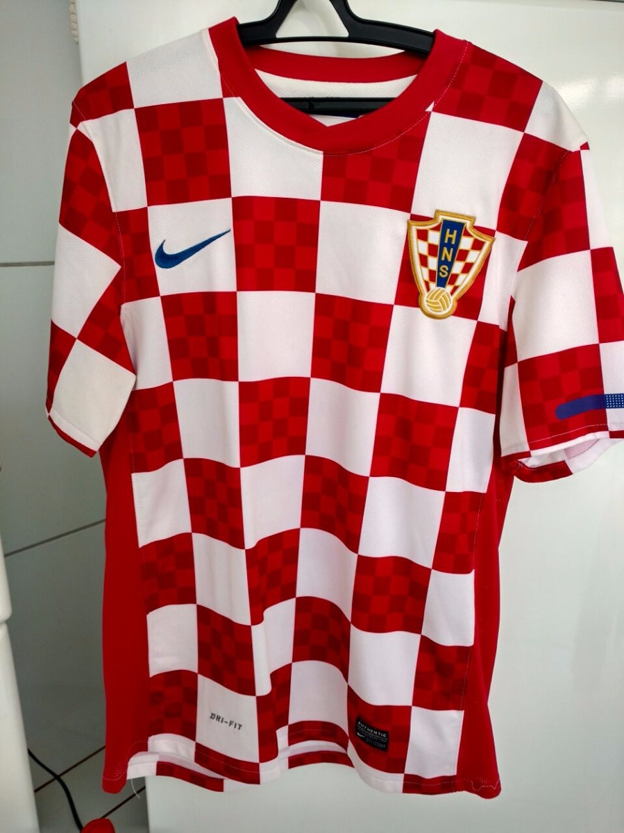 a7ebf6234 camisa seleção croácia nike 2010 copa raridade. Carregando zoom.