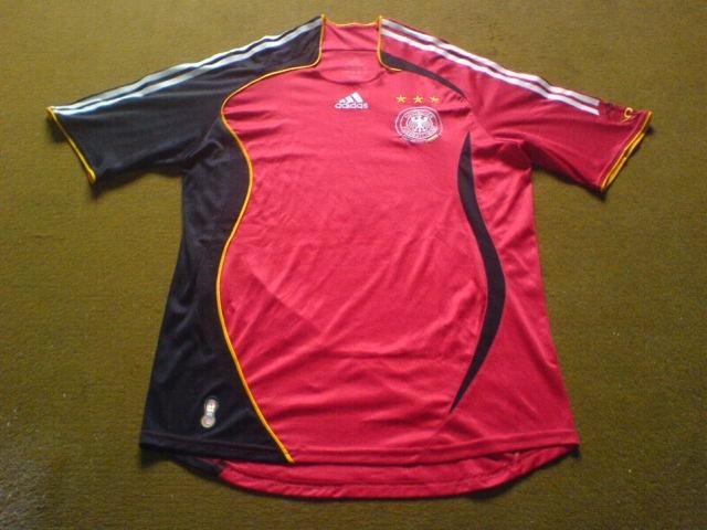 Camisa Seleção Da Alemanha Copa 2006 Original adidas - R  120 cbb6b496a99e1