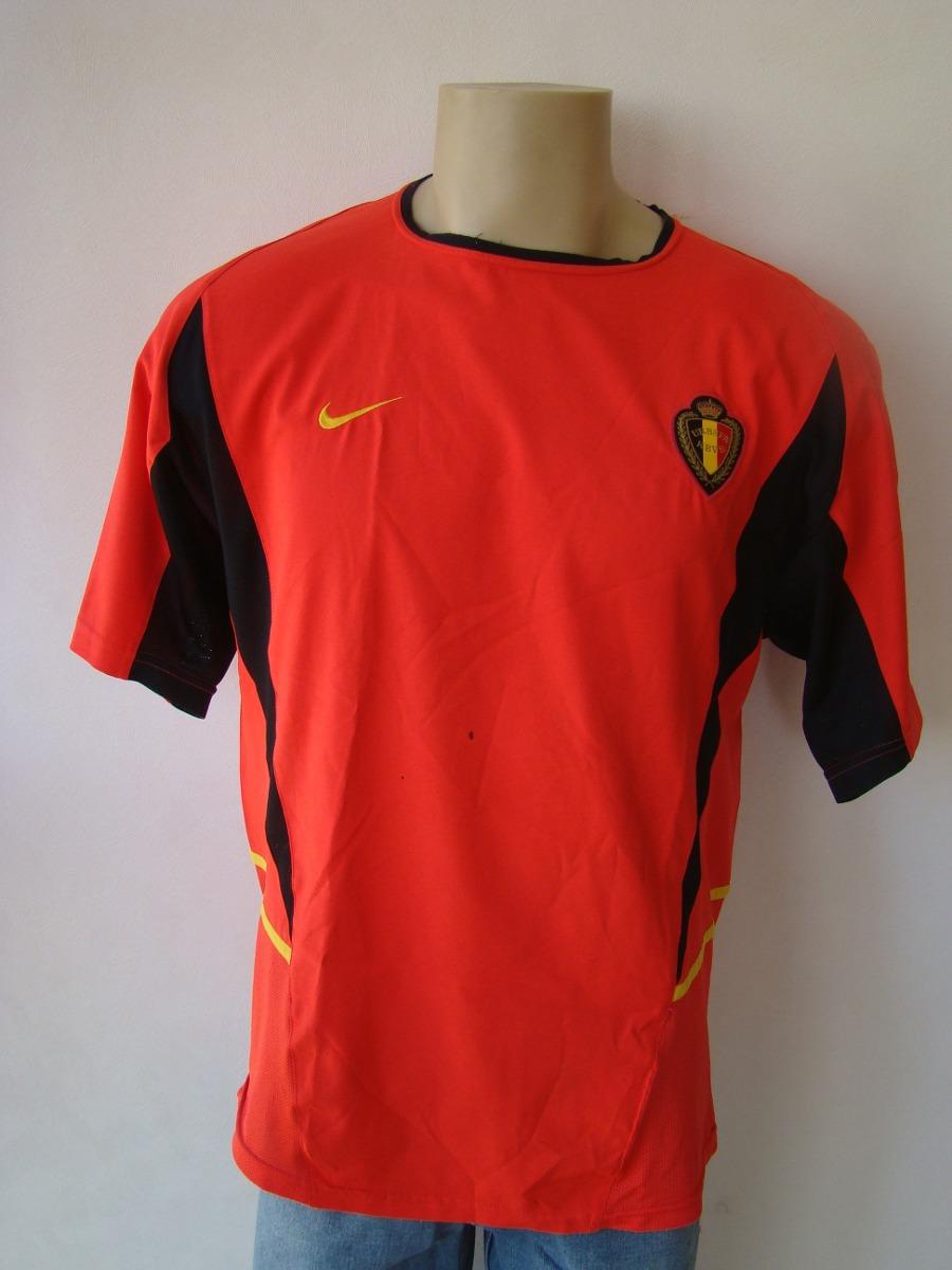 mejor online nuevo estilo de estilo exquisito Camisa Seleção Da Bélgica - Nike - R$ 99,99 em Mercado Livre