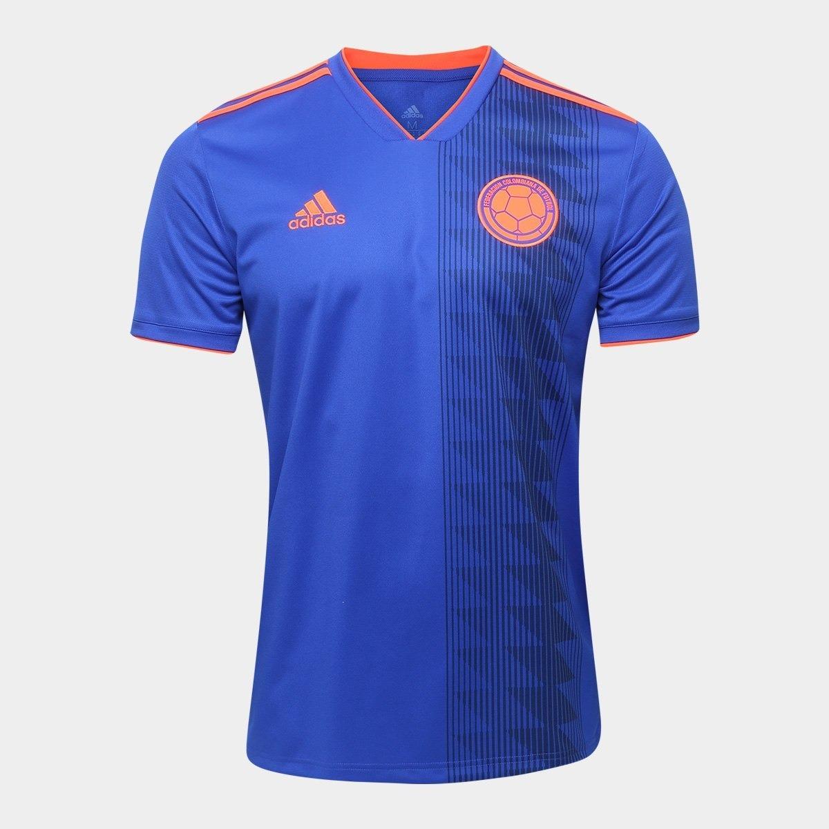 47be92d298dbf camisa seleção da colômbia nova oficial - copa 2018. Carregando zoom.