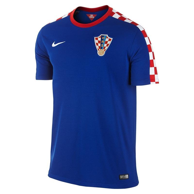 camisa seleção da croácia 2014 copa do mundo. Carregando zoom. 082f30a112c25