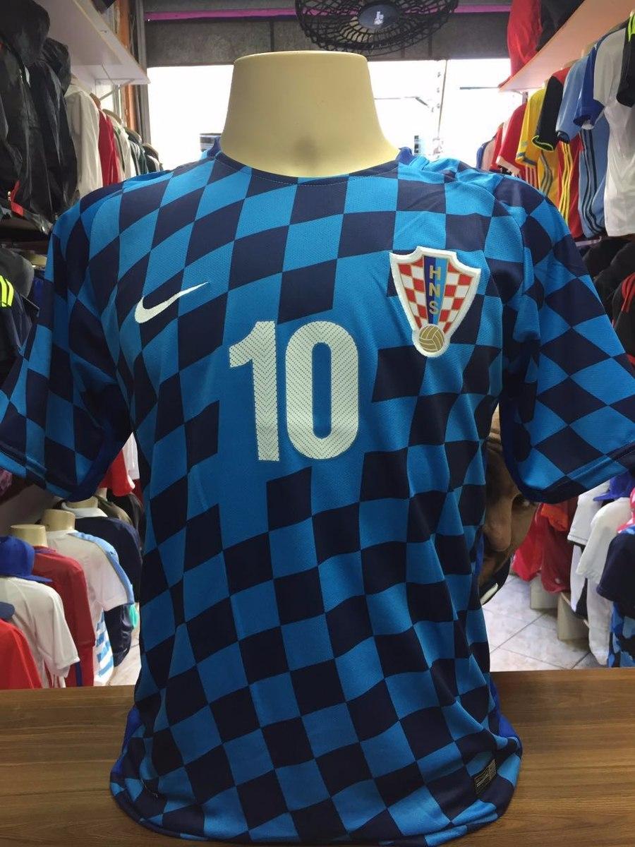 camisa seleção da croácia 2016-2018. Carregando zoom. c906d2b63b910