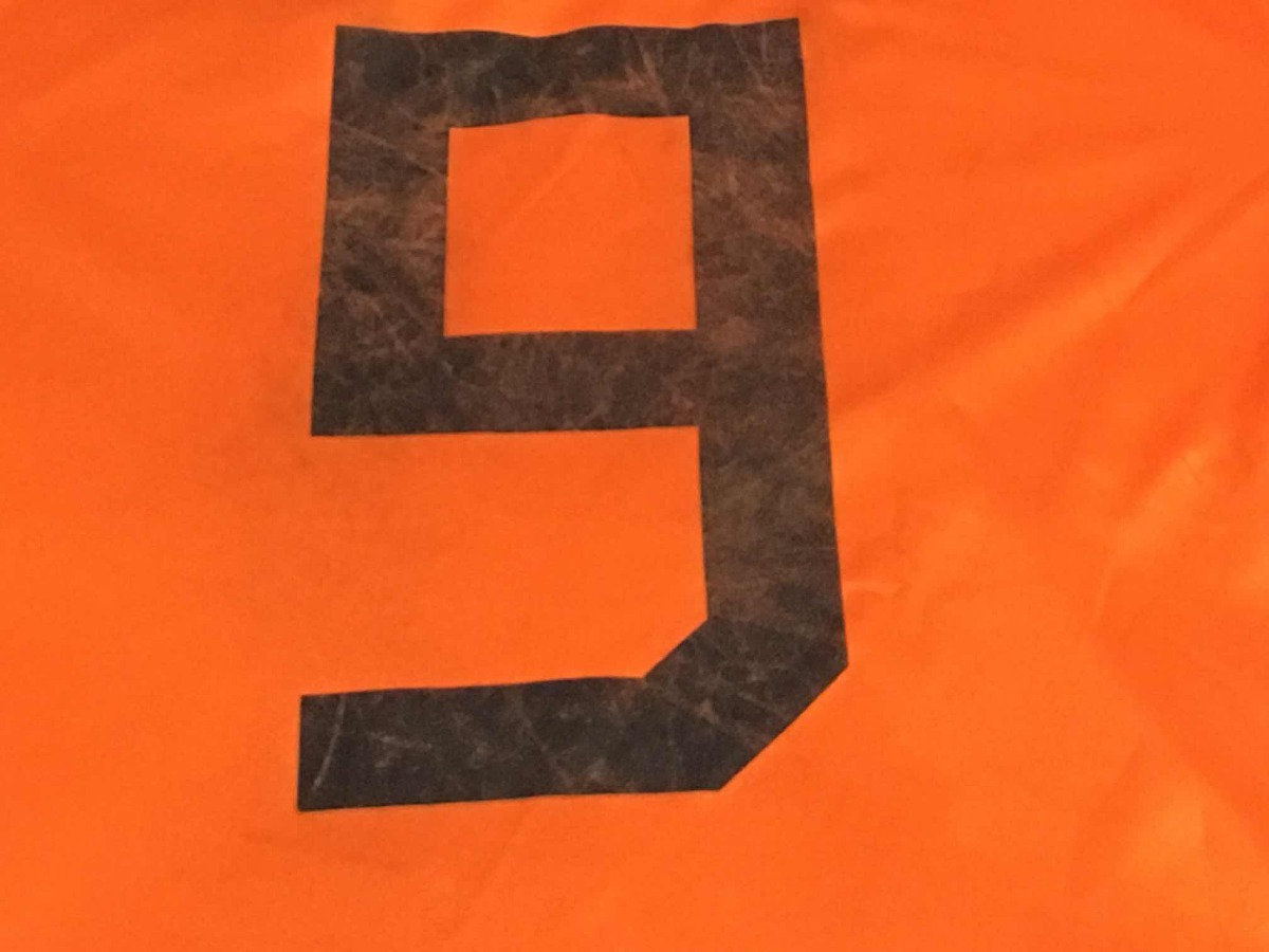 camisa seleção da holanda m laranja. Carregando zoom. d501def2a9993