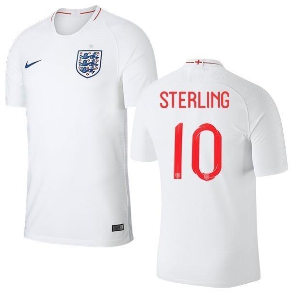 1f134bbdf5054 Camisa Seleção Da Inglaterra Uniforme 1 2018 Frete Grátis - R  120 ...