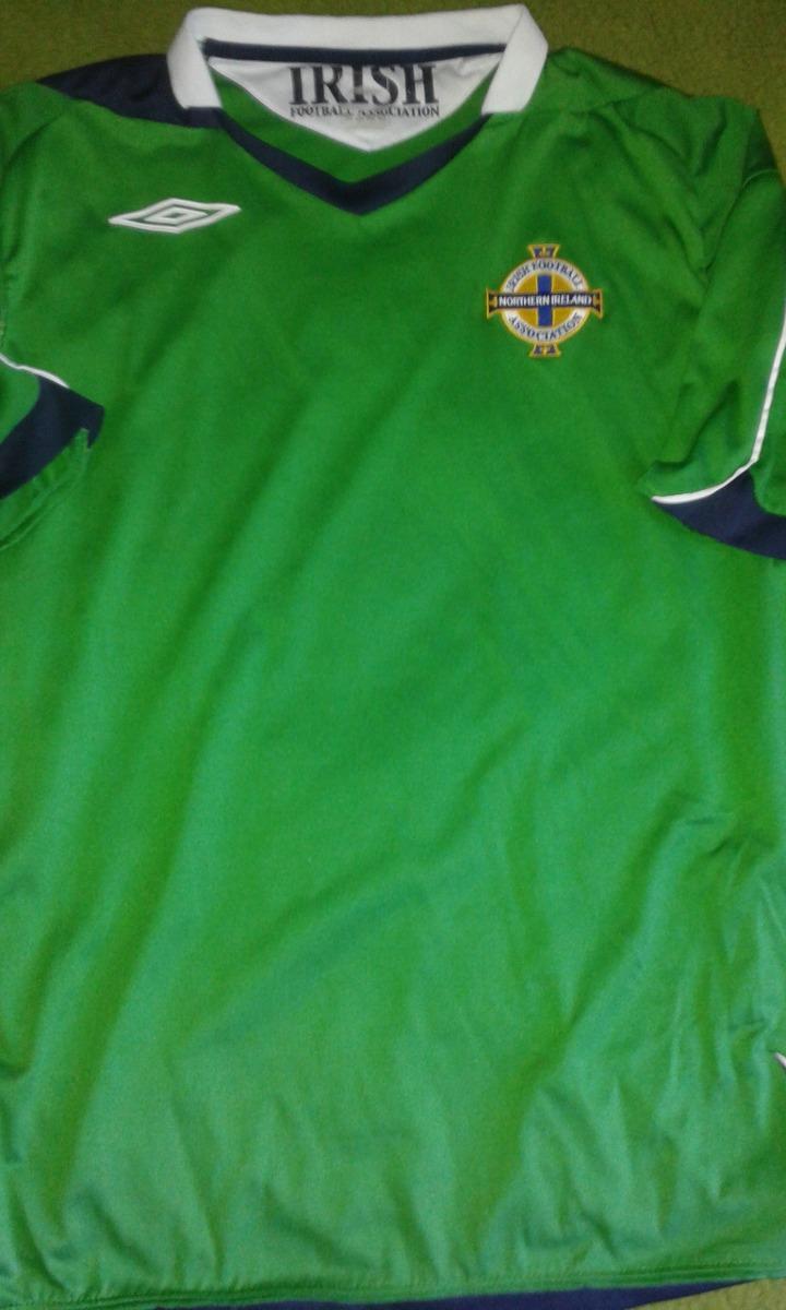 07d172f71c camisa seleção da irlanda do norte umbro conservação 10. Carregando zoom.