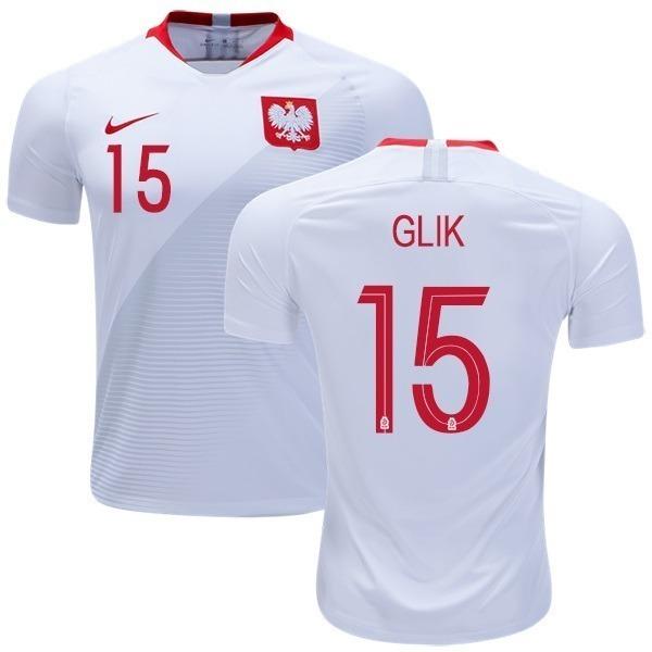Camisa Seleção Da Polônia Uniforme 1 2018 2019 Frete Grátis - R  120 ... e8a51d38d2f41