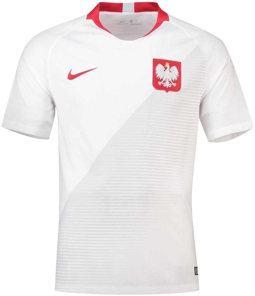 camisa seleção da polônia uniforme 1 2018 2019 frete grátis. Carregando  zoom. b6e6d23e2c782