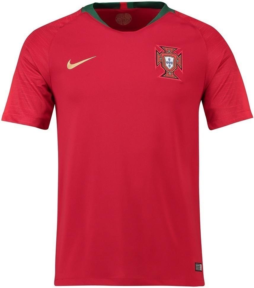 camisa seleção de portugal uniforme 1 2018 frete grátis. Carregando zoom. b969cd02afadf
