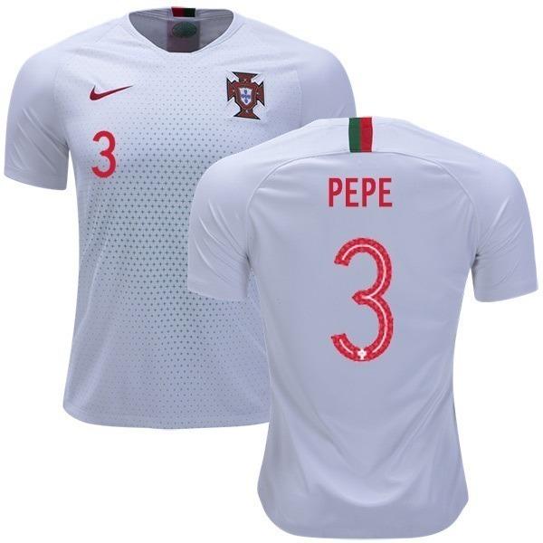 Camisa Seleção De Portugal Uniforme 2 2018 Frete Grátis - R  120 ba2b701b3b3a3