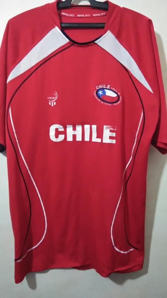 bd5d472b3d camisa seleção do chile - modelo paralelo 2007 2009. Carregando zoom.