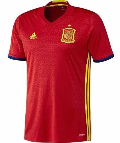 Camisa Seleção Espanha 16 17- S n - R  89 a9f6e4c8d4729