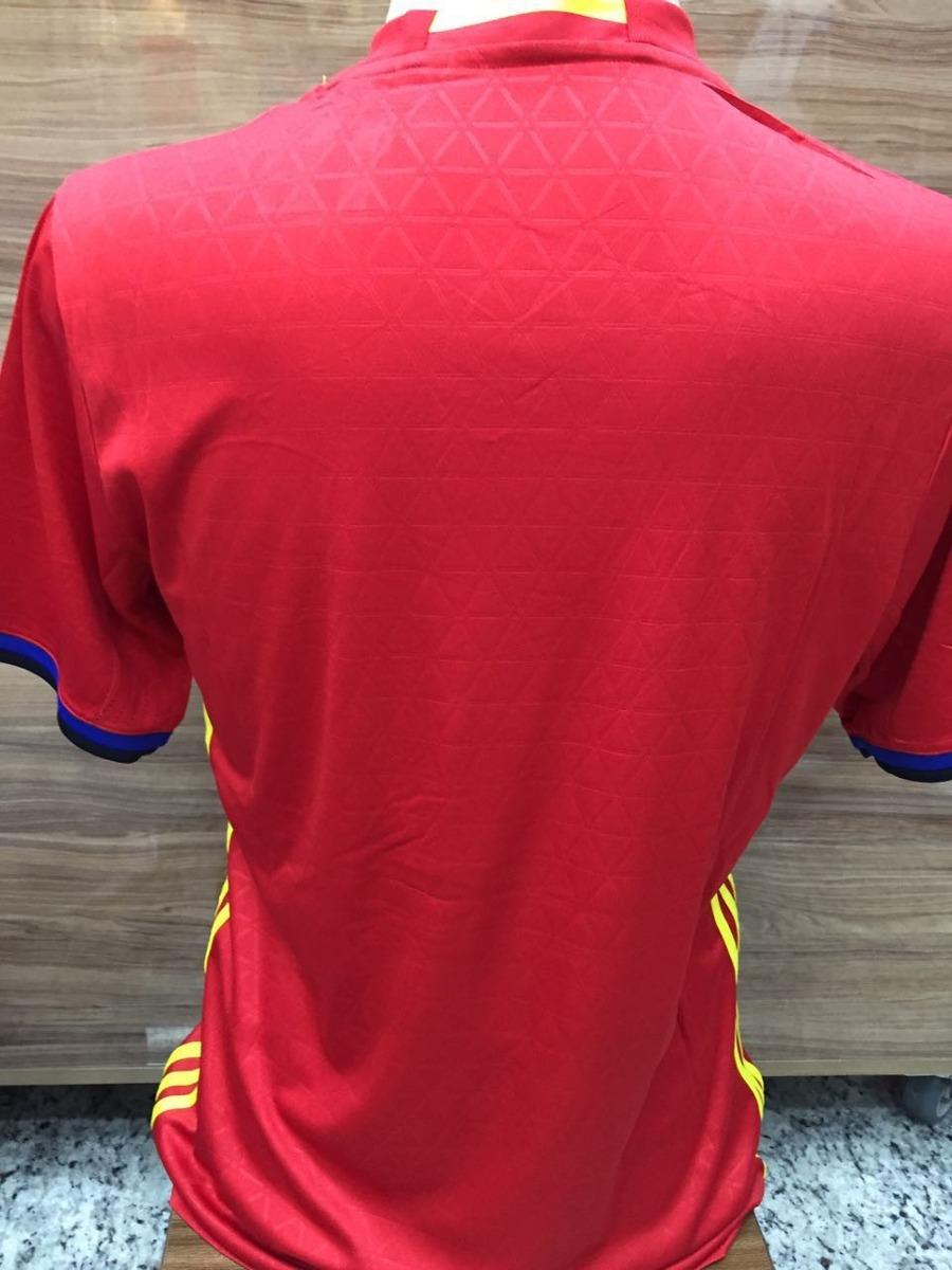 camisa seleção espanha. Carregando zoom. e3b2f07671957