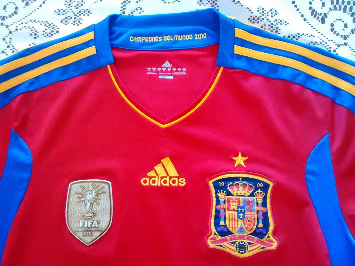 5598130870 camisa seleção espanha oficial adidas 11 12 s n. Carregando zoom.