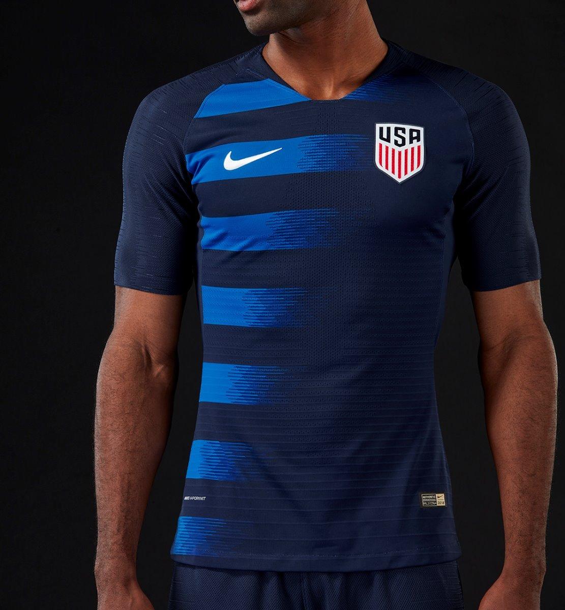 camisa seleção estados unidos 2018 - u.s.a away. Carregando zoom. 217a1db3bf514