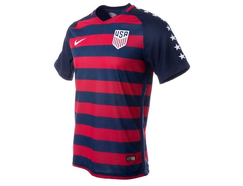 Camisa Seleção Estados Unidos Oficial Away - Mega Oferta! - R  139 ... ce99f4cc6ad24