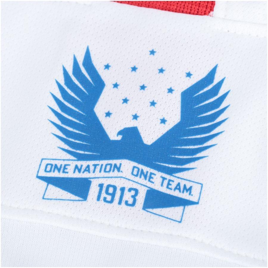 cbdc29d0f9f48 camisa seleção estados unidos usa 2018 s n° torcedor nike. Carregando zoom.