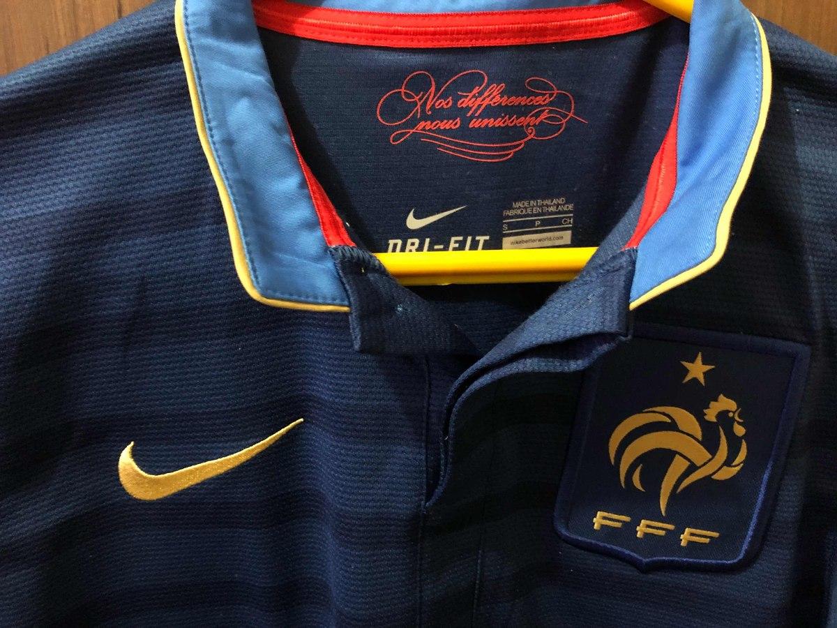 273e37b0ae Camisa Seleção França 2012 2013 Nike - R  180