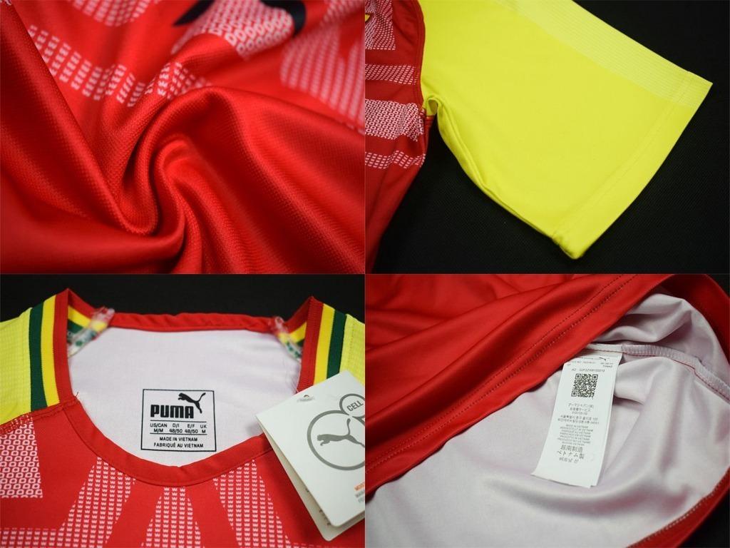 f8a0d7f364 camisa seleção ganesa de futebol gana s n. Carregando zoom.