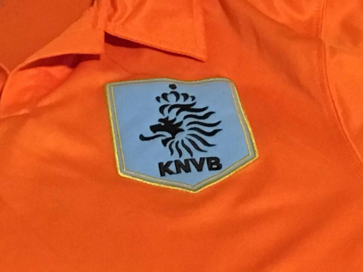 Camisa Seleção Da Holanda M Laranja - R  79 bf53201d49a0e