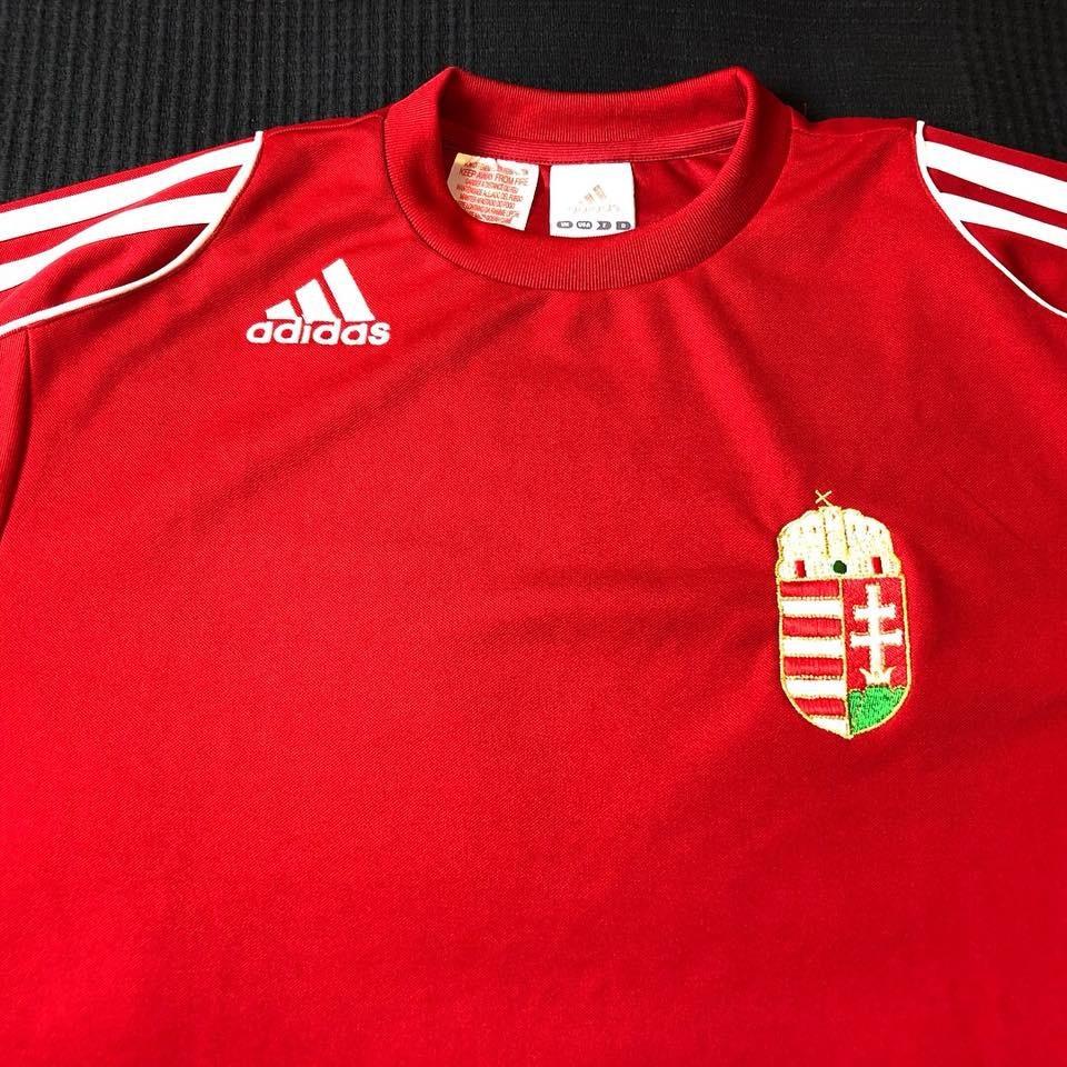 Camisa Seleção Hungria 2007-2008 Home Tam Xs Pp (61x50) - R  89 bb61b82a0fa8e