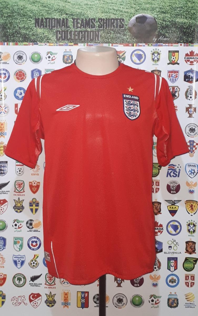 camisa seleção inglaterra 2004 away umbro tam m oficial. Carregando zoom. 42ed7f0b0137f