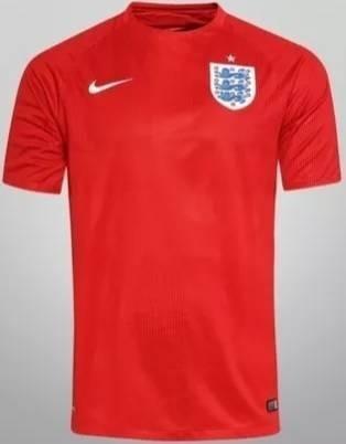 Camisa Seleção Inglaterra Oficial Copa - Preço Imperdível! - R  119 ... 16d4c693ab0fa