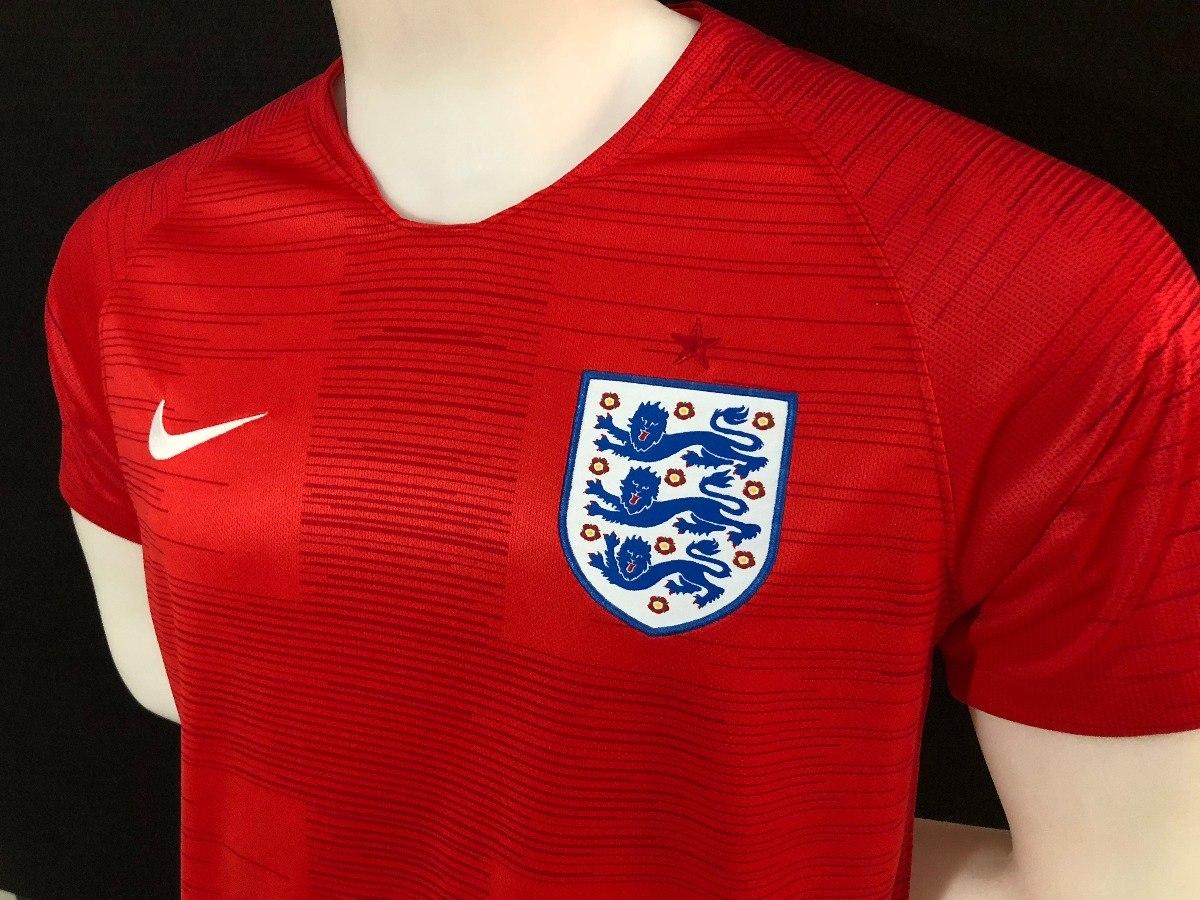 Camisa Nike Seleção Inglaterra 2018 Oficial Copa Do Mundo - R  129 ... 51111c496801f