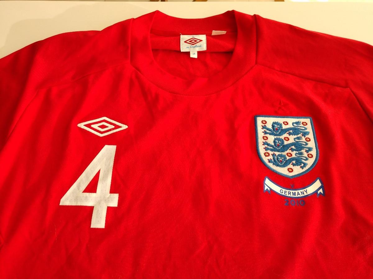camisa seleção inglaterra copa 2010 - manga longa - away. Carregando zoom. d57239faf4828