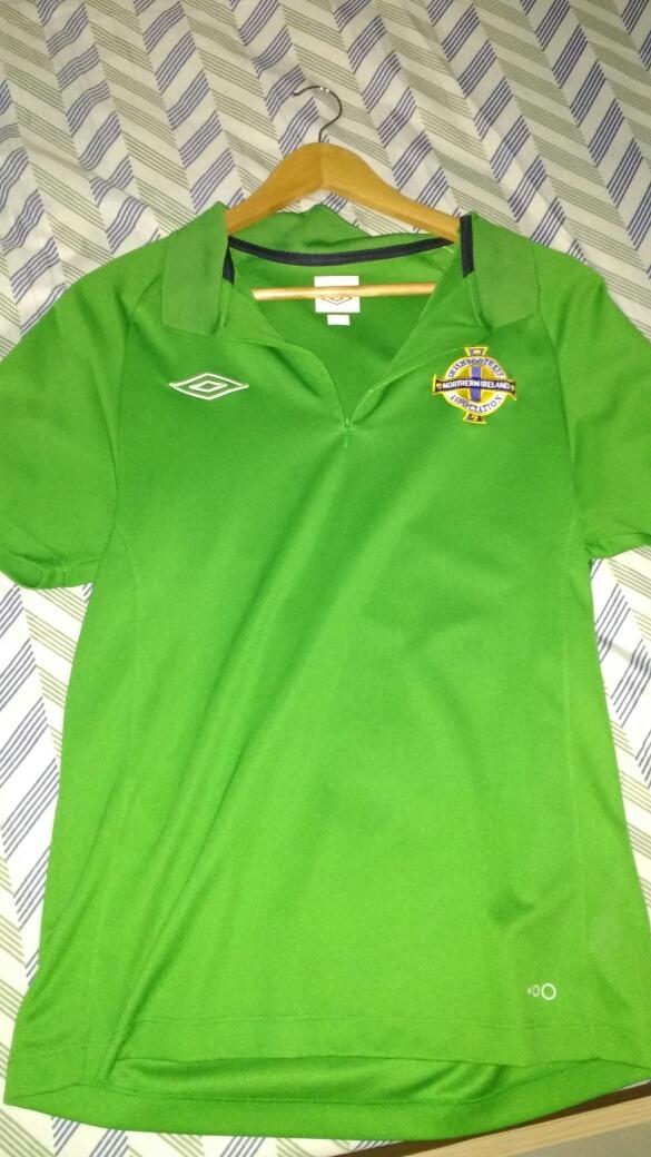 97a984c9b0 camisa seleção irlanda do norte. Carregando zoom.
