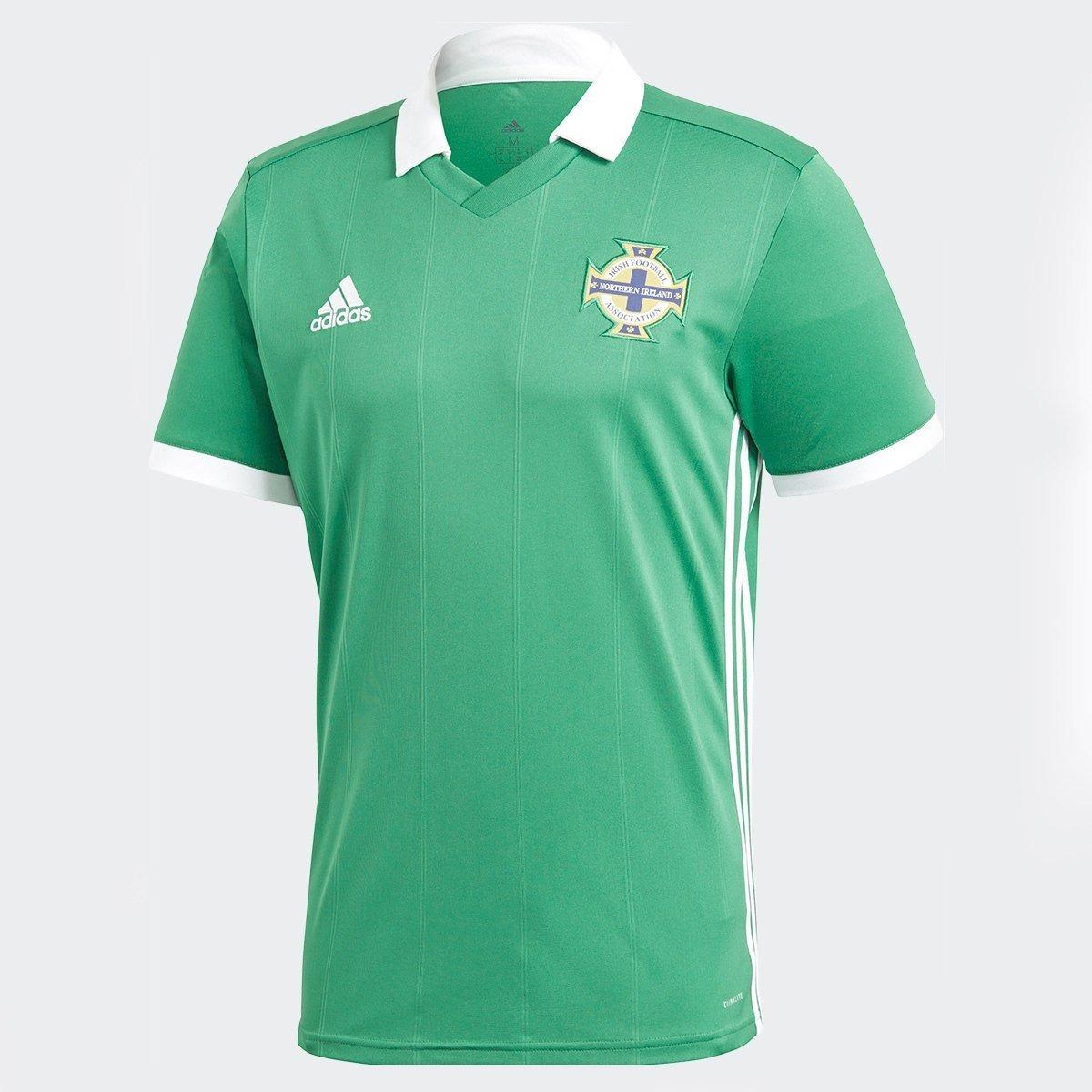 e2d94cf541 camisa seleção irlanda do norte home 17 18. Carregando zoom.