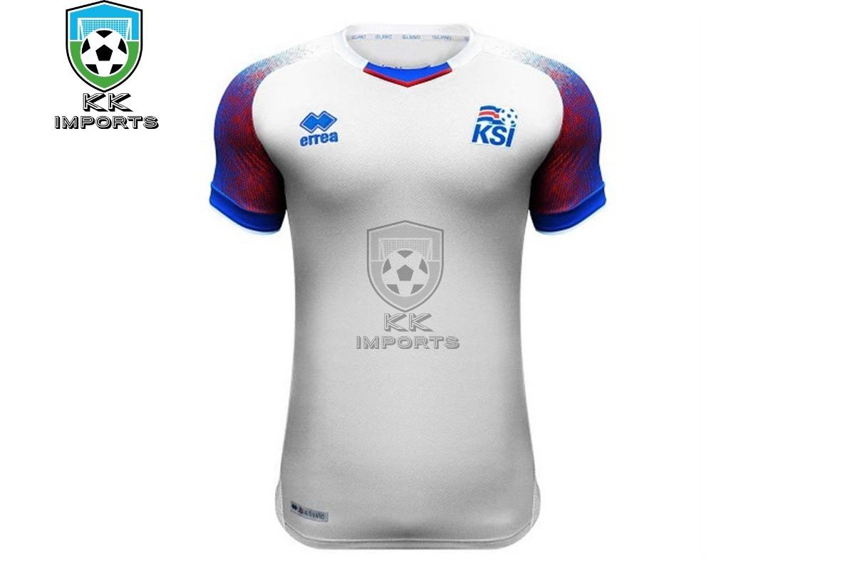 ff1d2641ef camisa seleção islândia 2018 uniforme 2 sob encomenda. Carregando zoom.