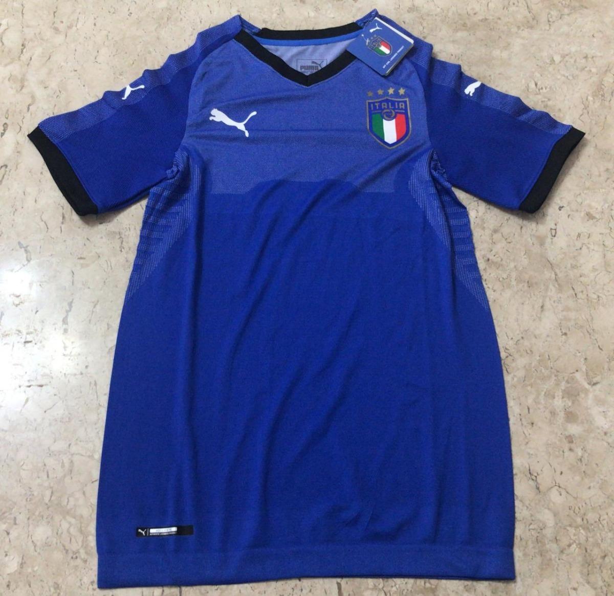 camisa seleção itália 2018 modelo jogador - pronta entrega! Carregando zoom. ff1fc8a2d0828