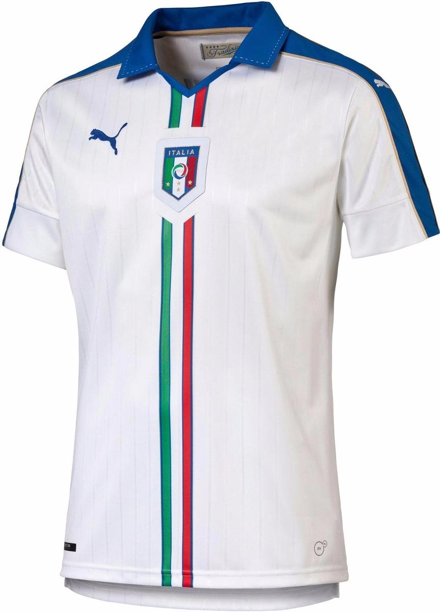 5f6b69fafbc6b Camisa Seleção Itália Eurocopa 2016 Pronta Entrega - R  129