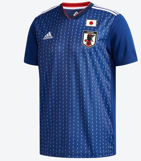 eb670317b0 Camisa Seleção Japão Copa 2018 Original Modelo Masculino - R  176