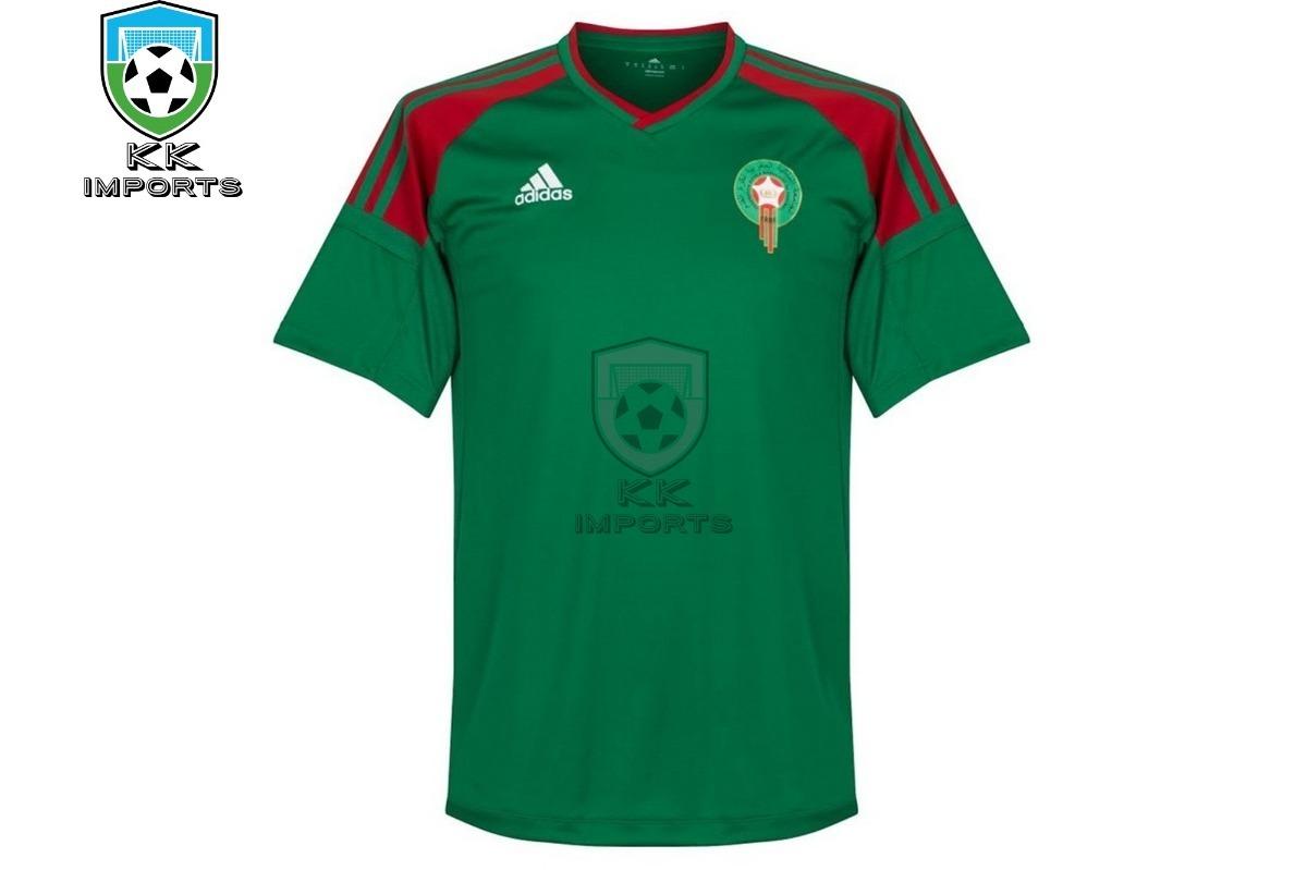 818348783dd camisa seleção marrocos 2018 uniforme 3 sob encomenda. Carregando zoom.