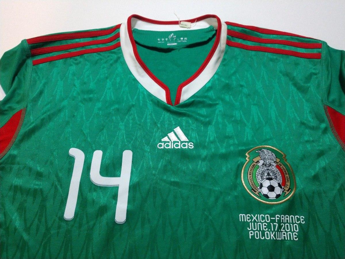 camisa seleção mexico copa 2010 home 14. Carregando zoom. b20324b922019