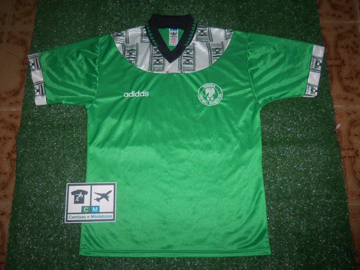 e18435da5f camisa seleção nigéria 1994 adidas home importada. Carregando zoom.