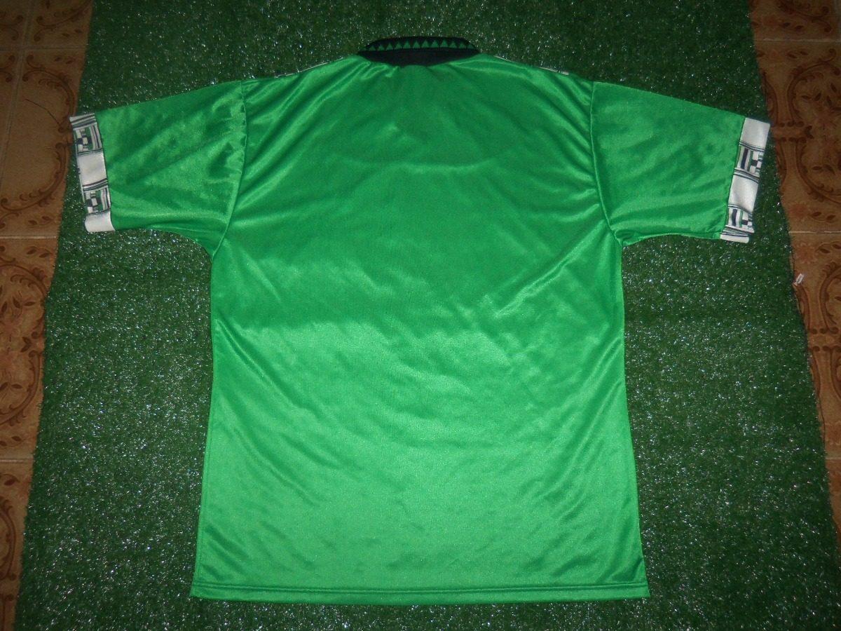 ccfcc243f3 Camisa Seleção Nigéria 1994 adidas Home Importada - R  250