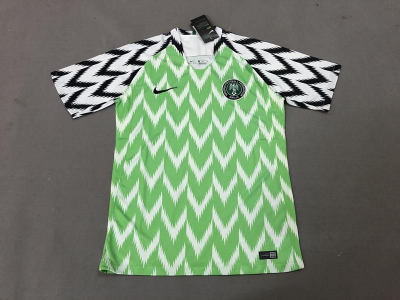 7effb7deb5 camisa seleção nigéria home 2018 19 - importada. Carregando zoom.