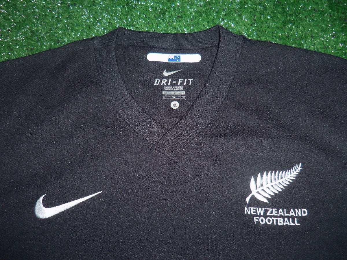 374be89495 camisa seleção nova zelândia 2010-2011 nike away importada. Carregando zoom.