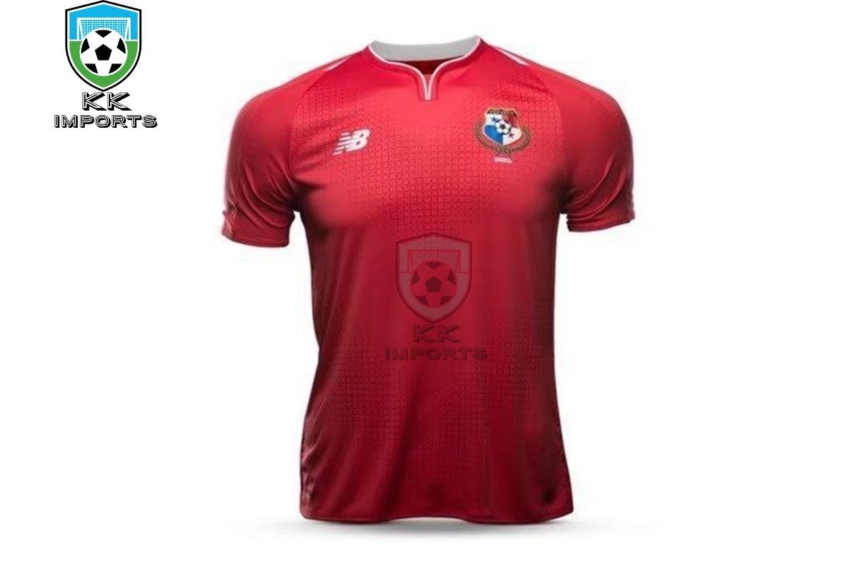 e6202bc02e4 camisa seleção panamá 2018 uniforme 1 sob encomenda. Carregando zoom.
