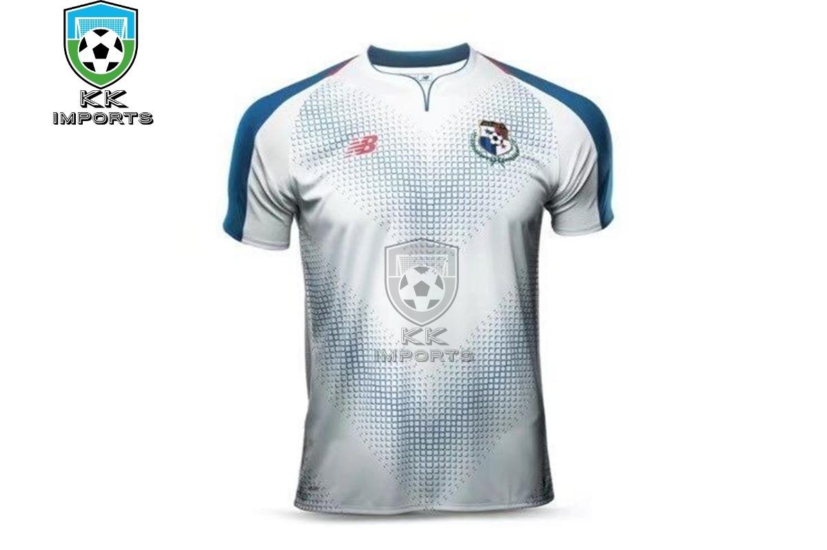 29f2f92d5fd camisa seleção panamá 2018 uniforme 2 sob encomenda. Carregando zoom.