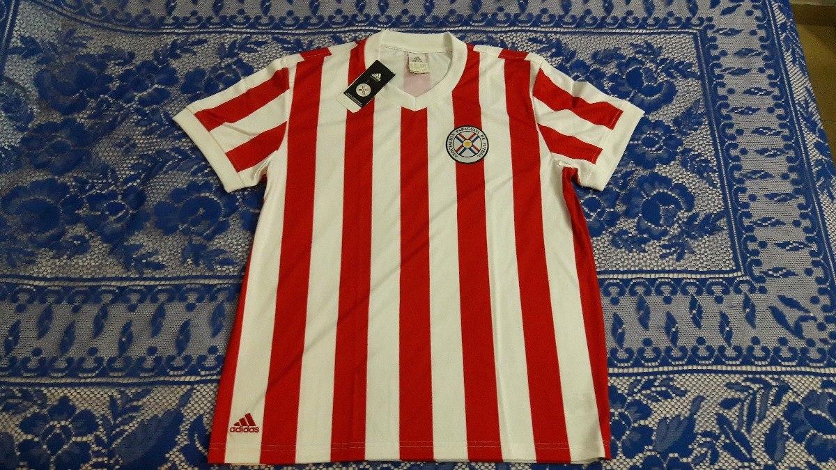 2207549ffe80f camisa seleção paraguai original adidas (frete grátis). Carregando zoom.