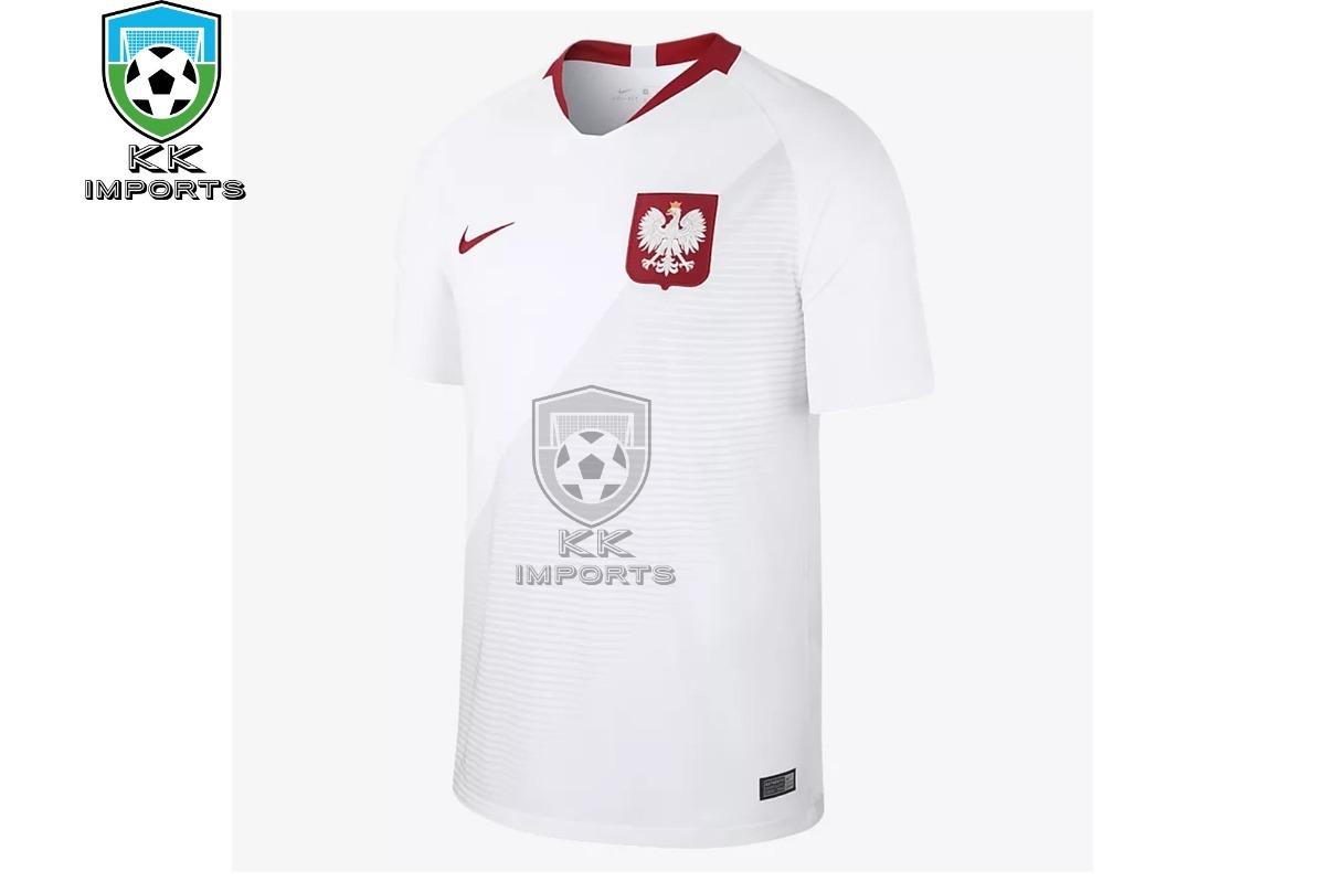 bdfcda478b camisa seleção polônia 2018 uniforme 1 sob encomenda. Carregando zoom.