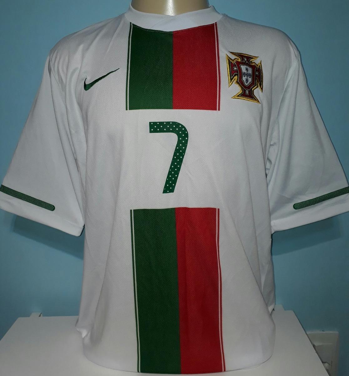 camisa seleção portugal 2010 cristiano ronaldo nike nova- cr. Carregando  zoom. 8aaee3e60c828