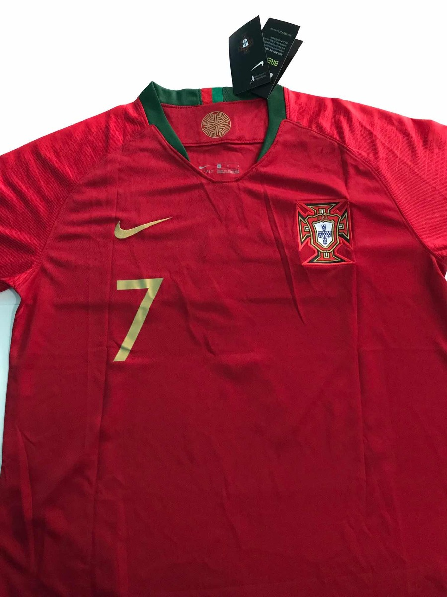 camisa seleção portugal 2018 - cristiano ronaldo. Carregando zoom. e4f4a1e490687
